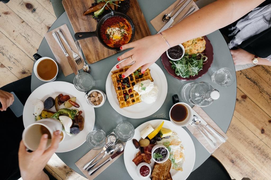 Find restaurant take away i app