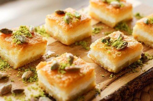 Nyd det tyrkiske køkken