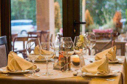 Restaurant med stil