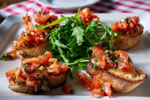 Støt din lokale italienske restaurant